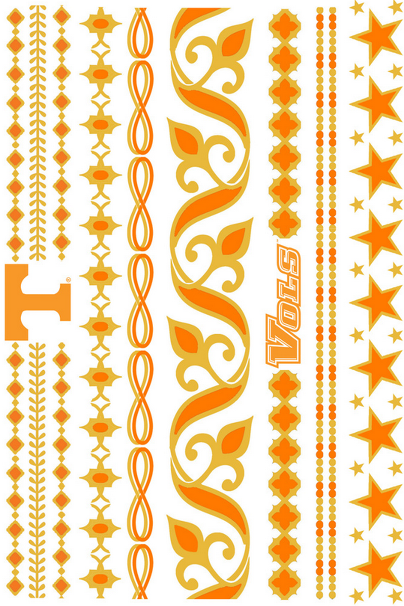 SALE-LuLu Dk-University Of Tennessee Jewelry Tattoos