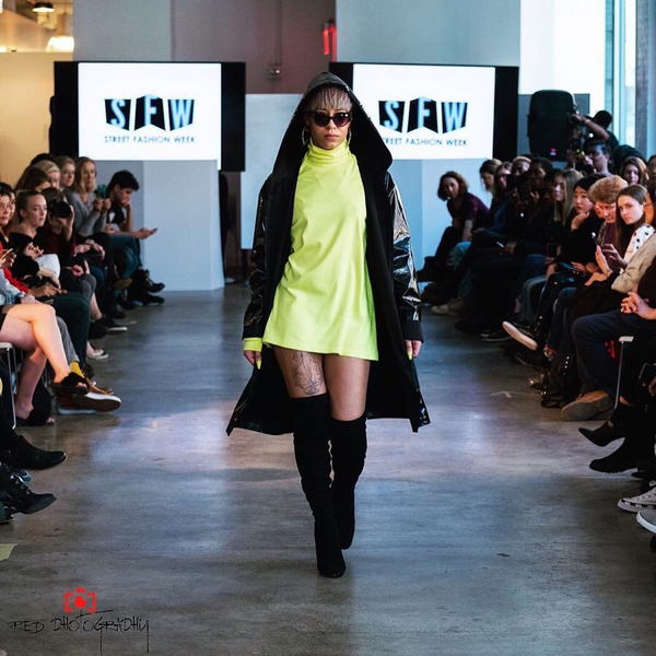 Cleveland Representation at NYFW was the Largest Ever