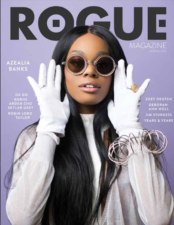 Rogue Magazine | Issue 3