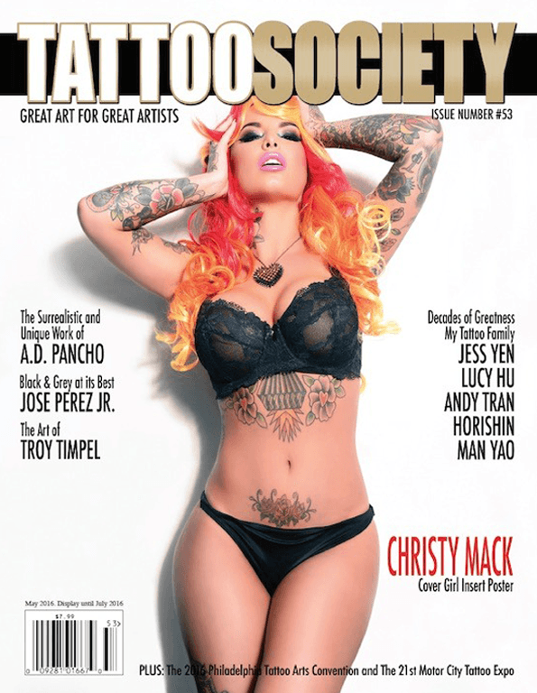 Tattoo Society Magazine | Issue 53