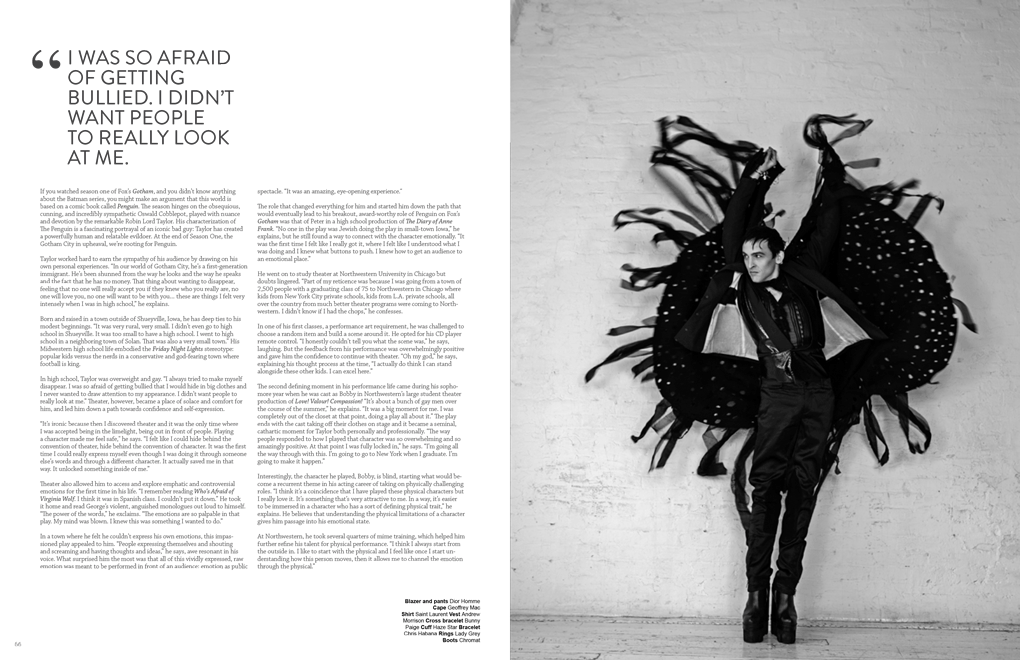 Rogue Magazine | Spring 2016 | Issue 3
