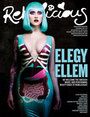Rebelicious Magazine Issue 27 Cover