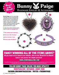 Rebelicious Magazine Issue 27 Brand of the Month