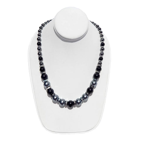 Industrial Pearl Necklace
