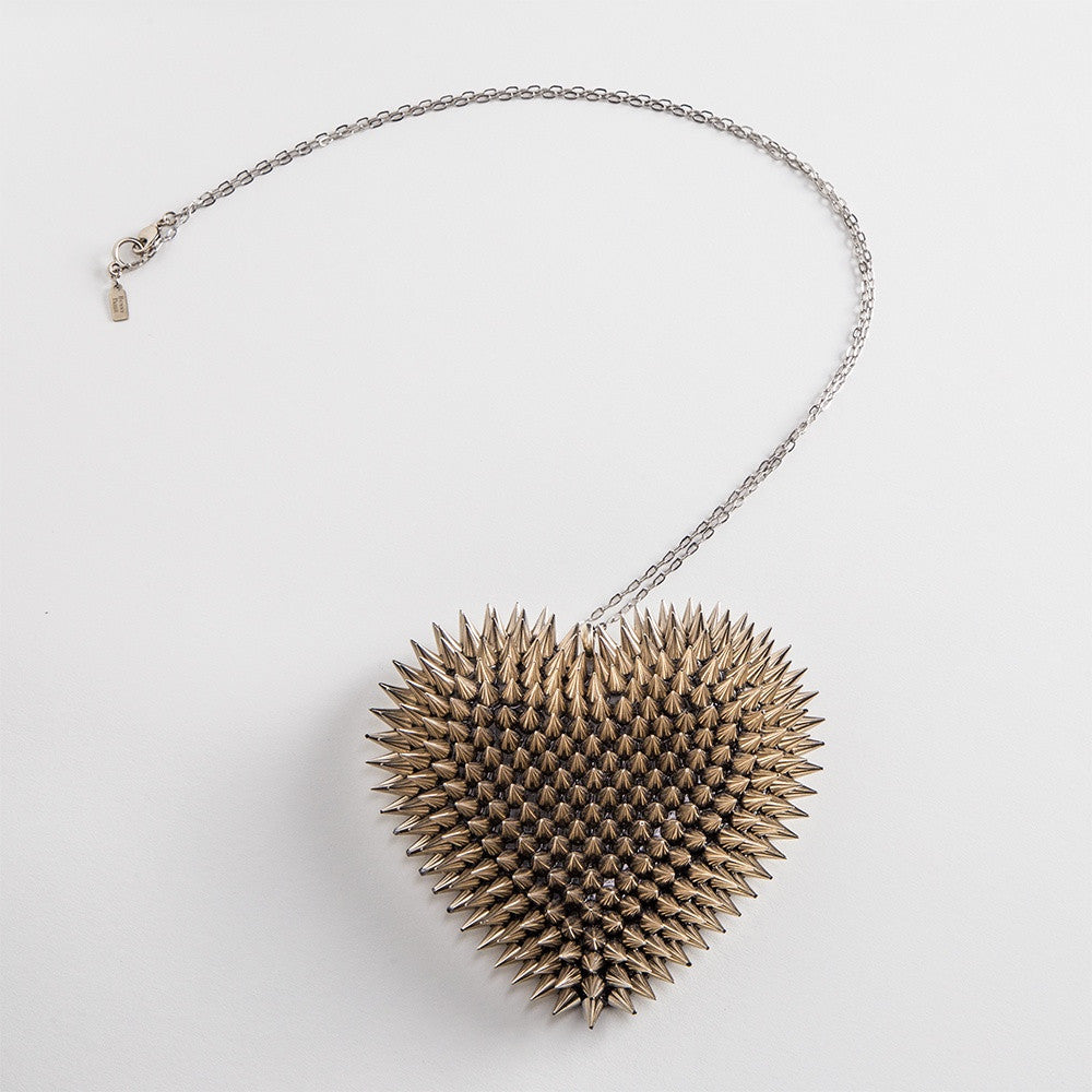Morning Star Heartbreaker Necklace