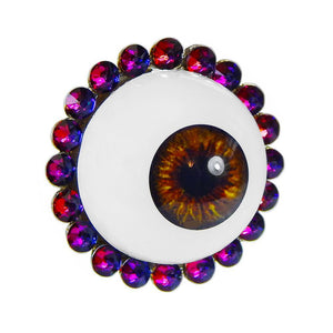 Crystal Doll Eye Ring