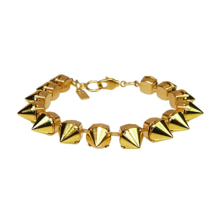 Metallic Thorn Bracelet
