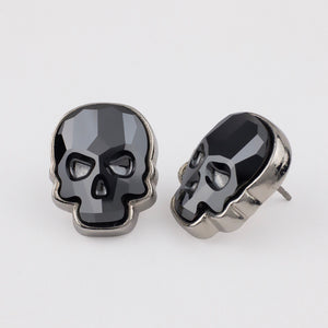 Skullcrusher Stud Earrings