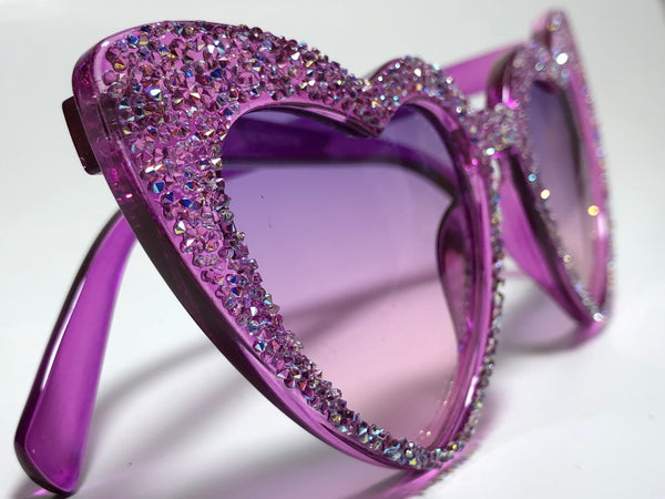 1d1be4c8f91a Sugar Cookie Heart Sunglasses - Bunny Paige