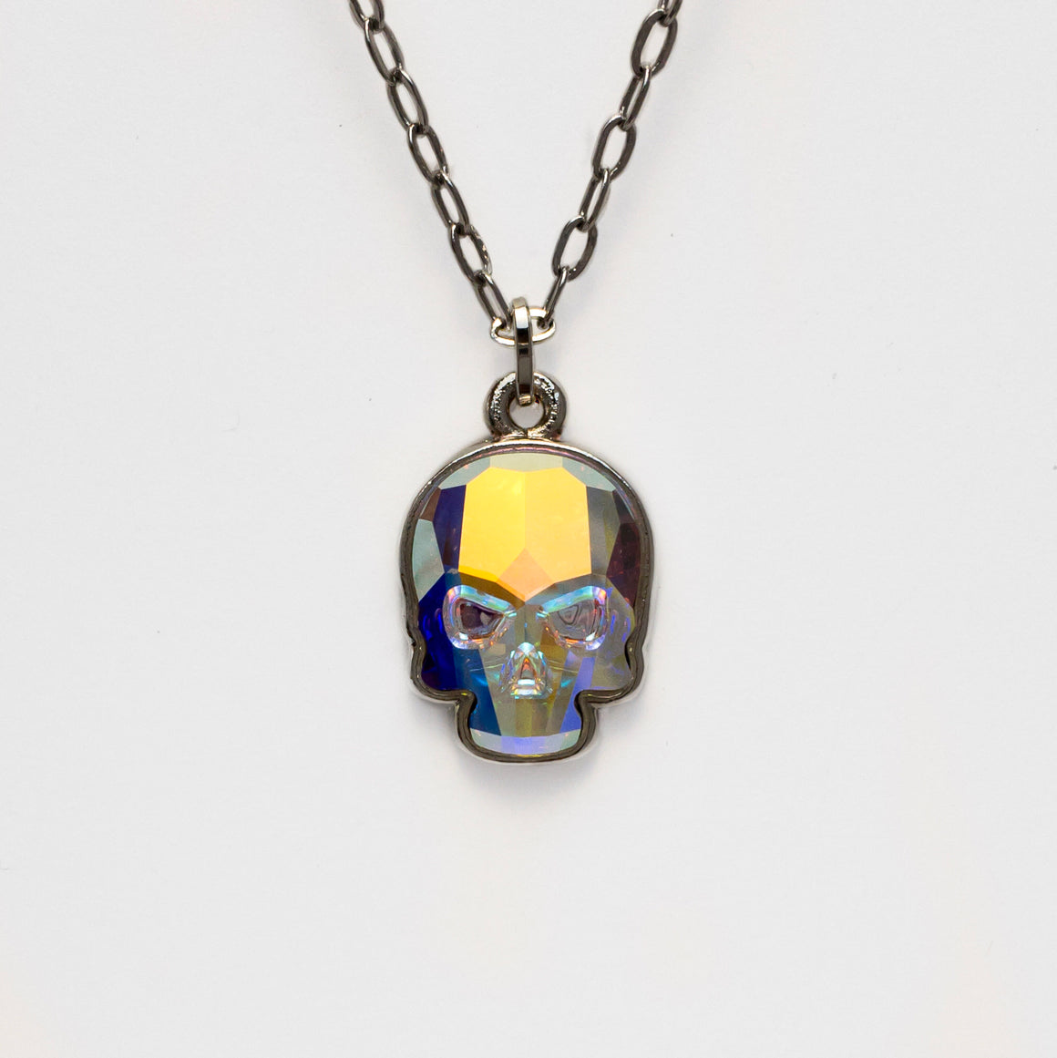Swarovski Skullcrusher Necklace