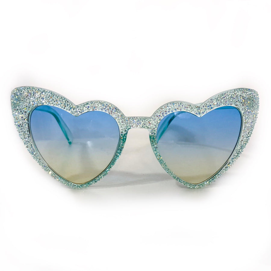 Sugar Cookie Heart Sunglasses