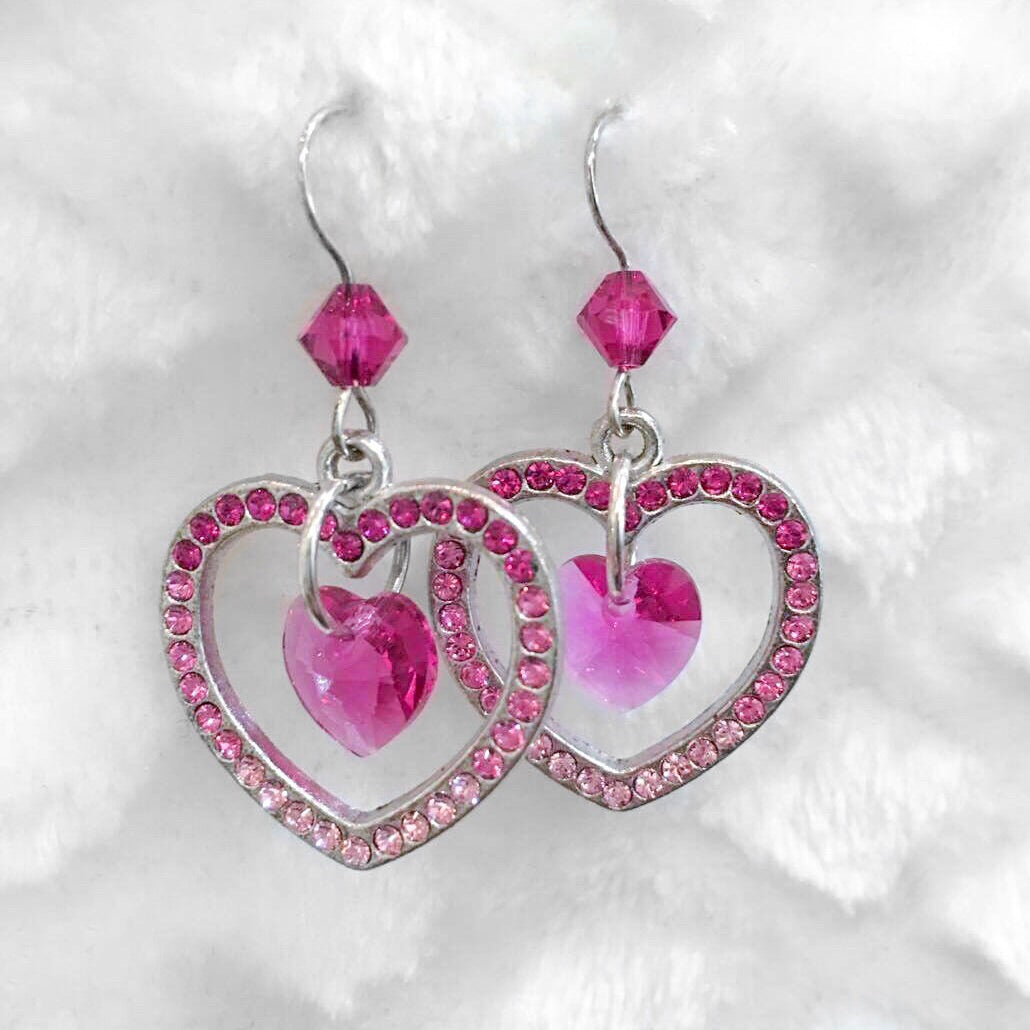Heartbeat Earrings