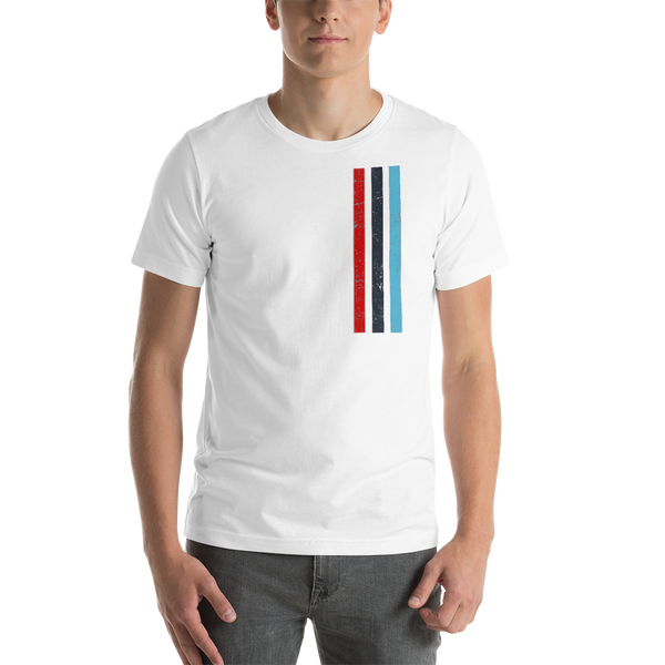 Vintage Martini-Inspired T-Shirt