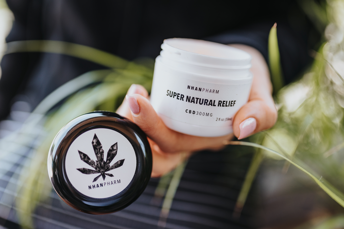 Super Natural Relief CBD  vs. over-the-counter topical
