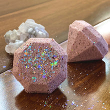 Load image into Gallery viewer, |self+Love| diamond bath bomb
