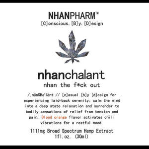 NHANCHALANT nhan the f*ck out