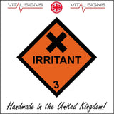 HA096 Irritant Sign