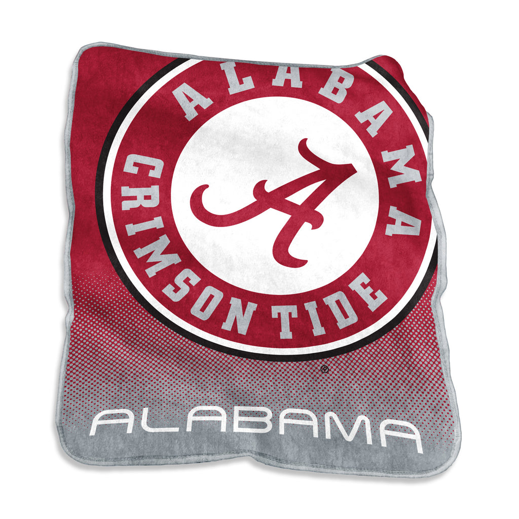 Alabama Raschel Throw