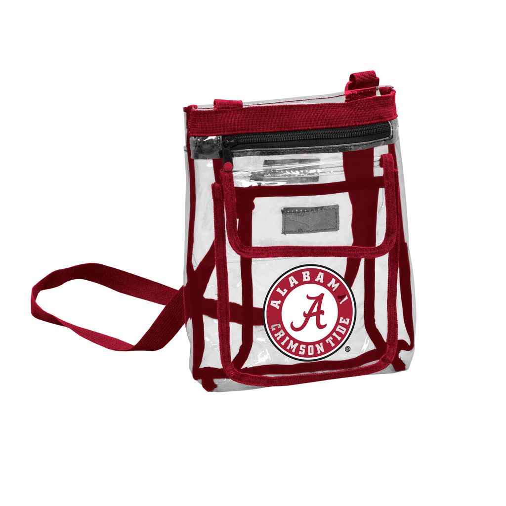 Alabama Gameday Clear Crossbody