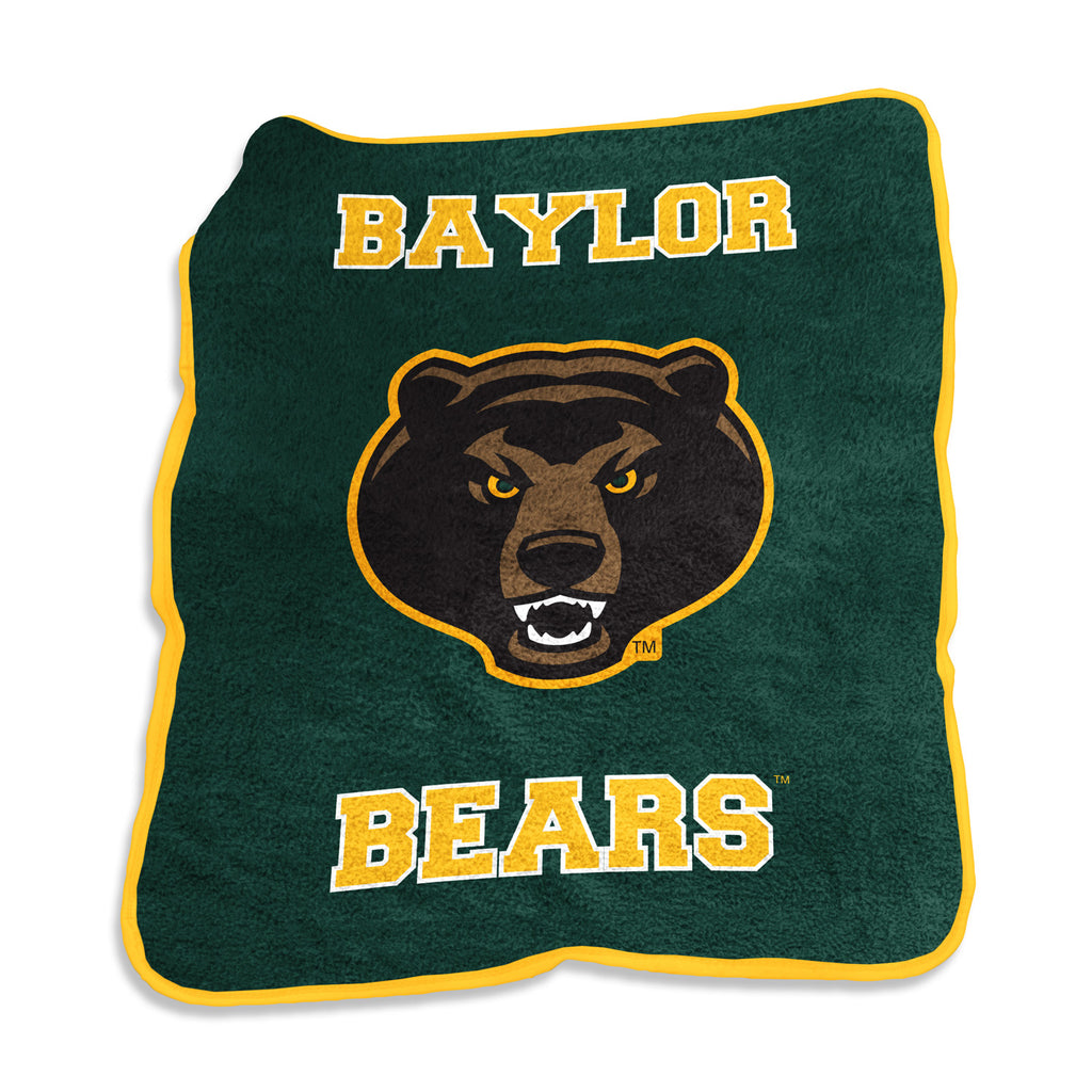 Baylor Mascot Throw