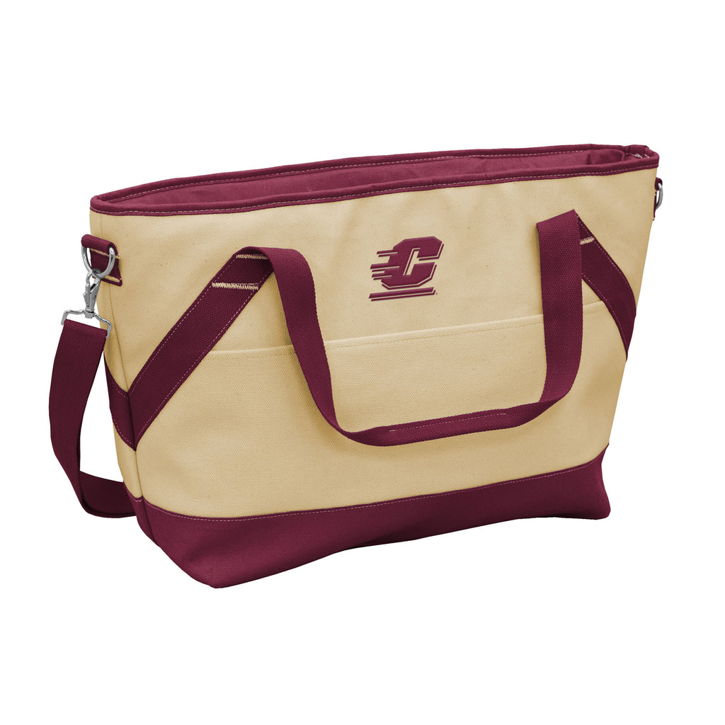 Central-Michigan-Brentwood-Cooler-Tote
