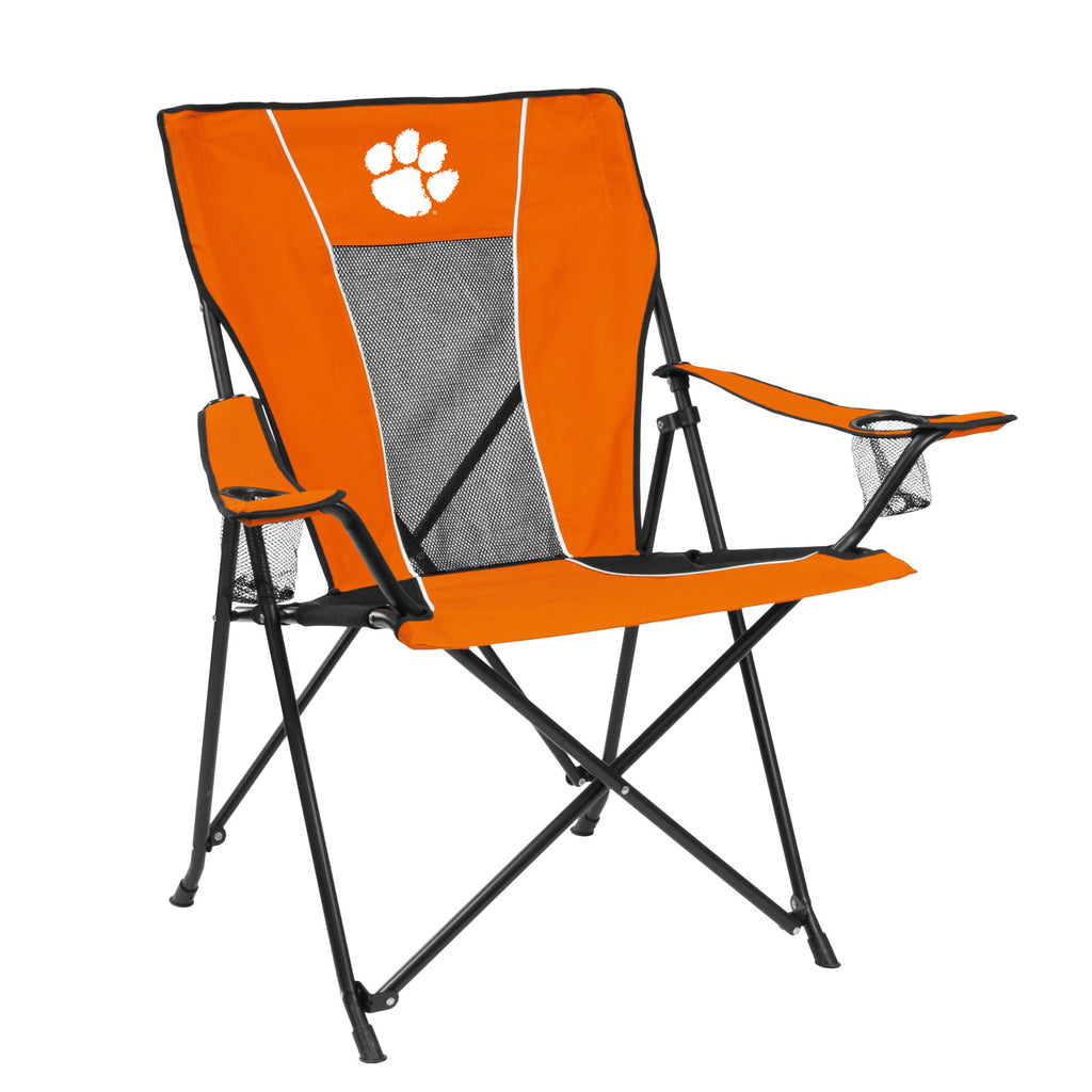 Clemson-Game-Time-Chair-(embroidered)