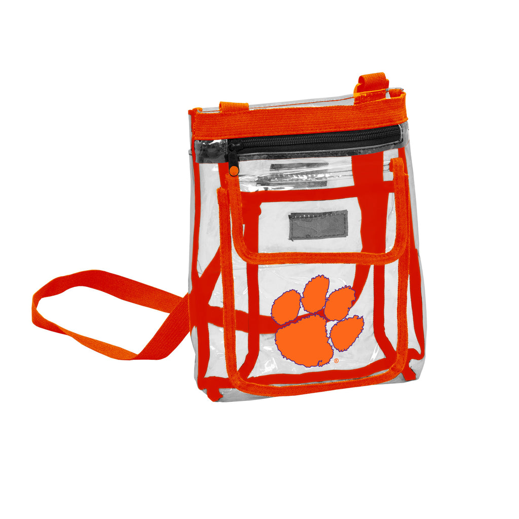 Clemson-Gameday-Clear-Crossbody