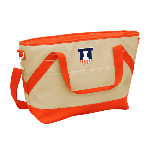 Illinois-Brentwood-Cooler-Tote