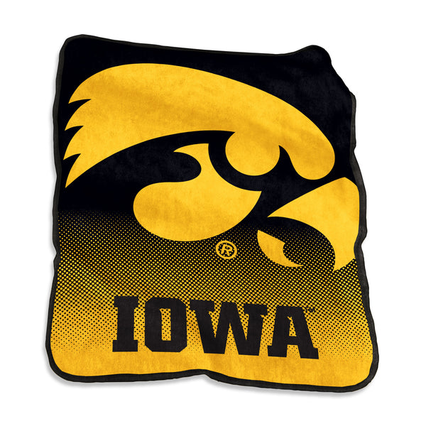 Iowa-Raschel-Throw