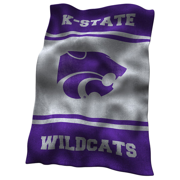 KS State UltraSoft Blanket