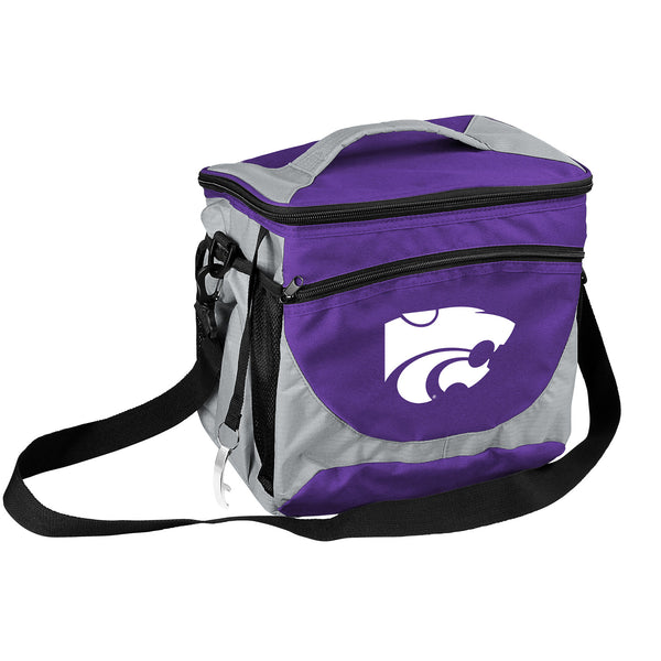 KS State 24 Can Cooler