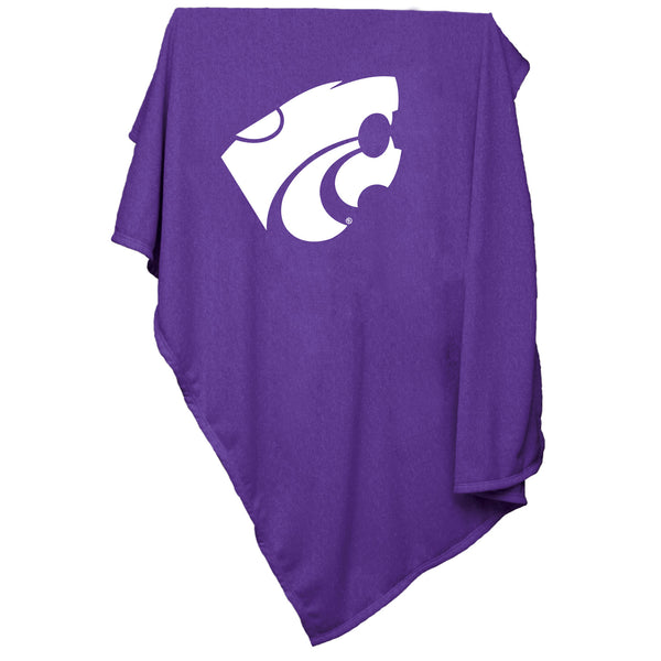 KS State Sweatshirt Blanket