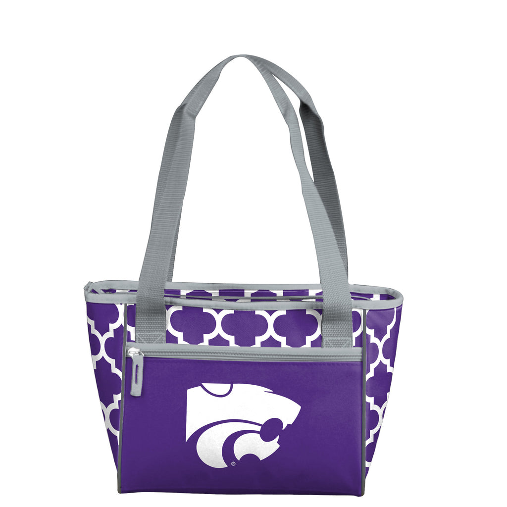 KS-State-Quatrefoil-16-Can-Cooler-Tote