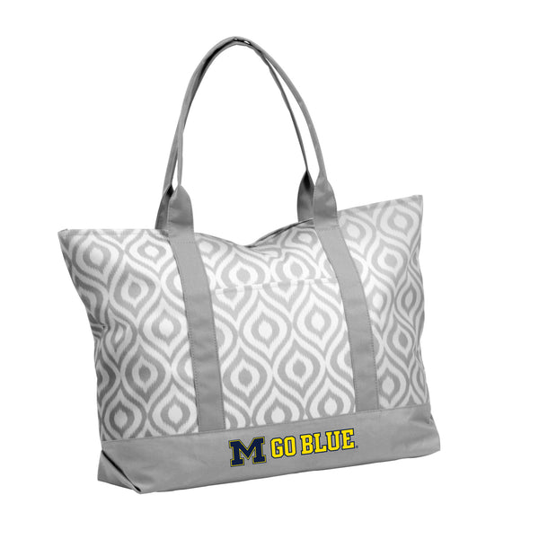 Michigan-Ikat-Tote