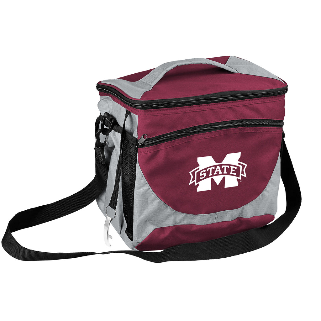 Mississippi State 24 Can Cooler