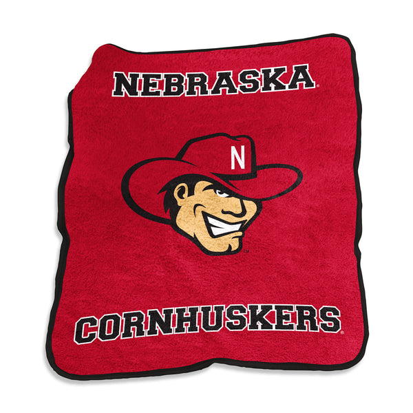 Nebraska-Mascot-Throw