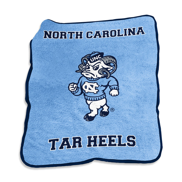 North-Carolina-Mascot-Throw
