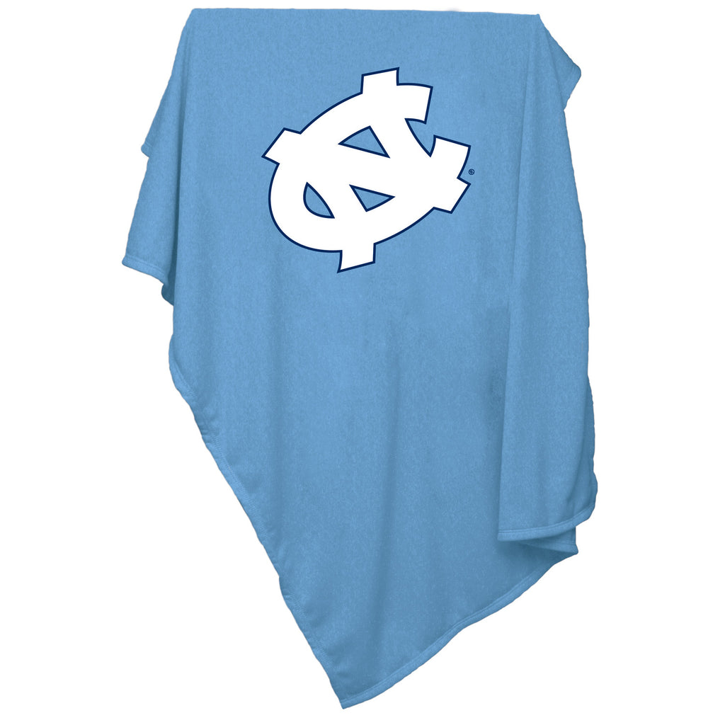 North Carolina Sweatshirt Blanket