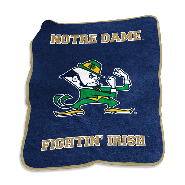 Notre-Dame-Mascot-Throw