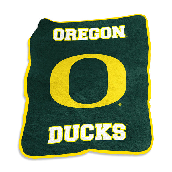 Oregon-Mascot-Throw