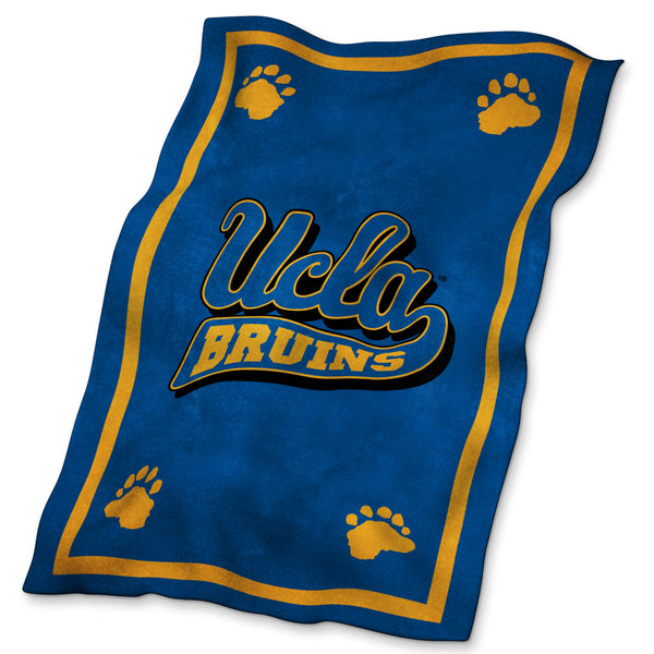 UCLA UltraSoft Blanket