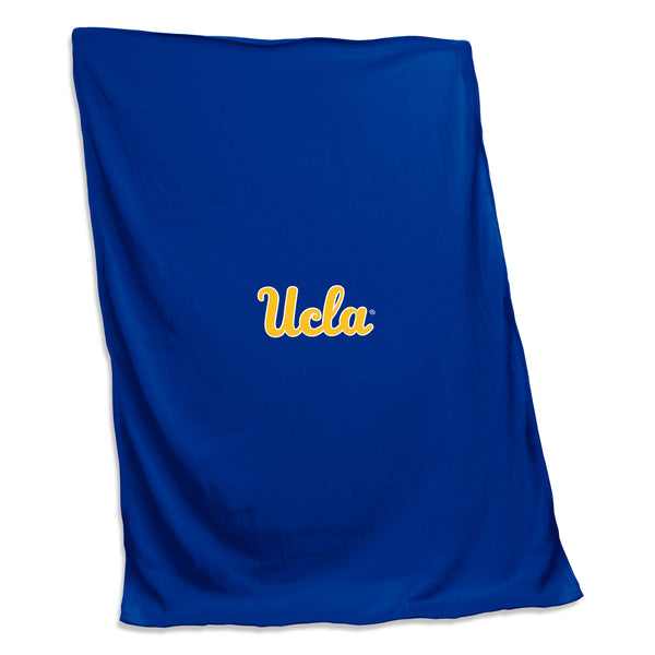 UCLA-Sweatshirt-Blanket