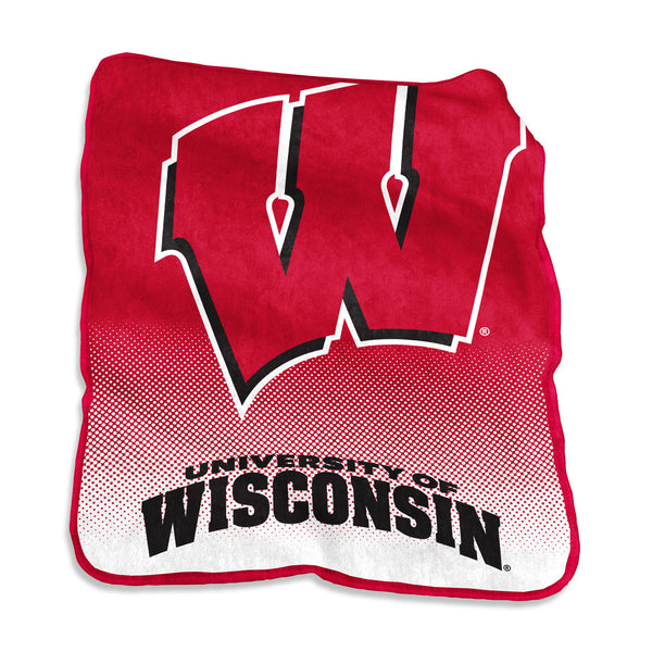 Wisconsin-Raschel-Throw