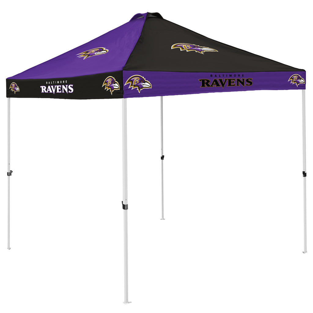 Baltimore-Ravens-Checkerboard-Canopy