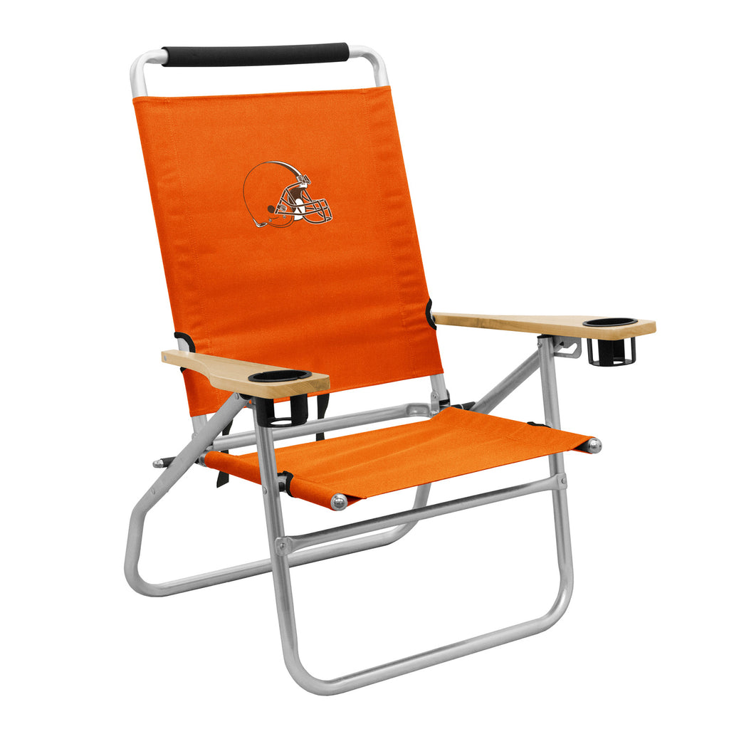 Cleveland-Browns-Beach-Chair