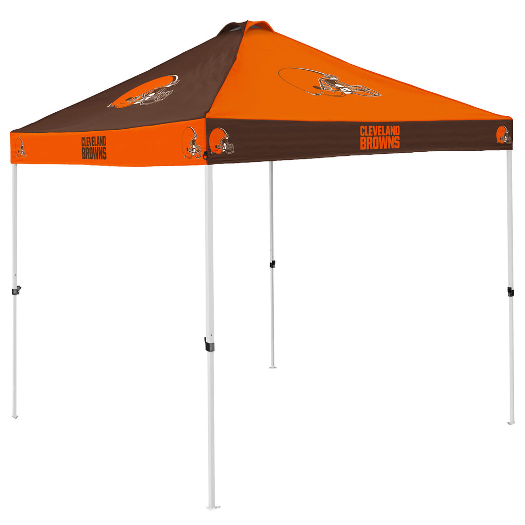 Cleveland Browns Checkerboard Canopy