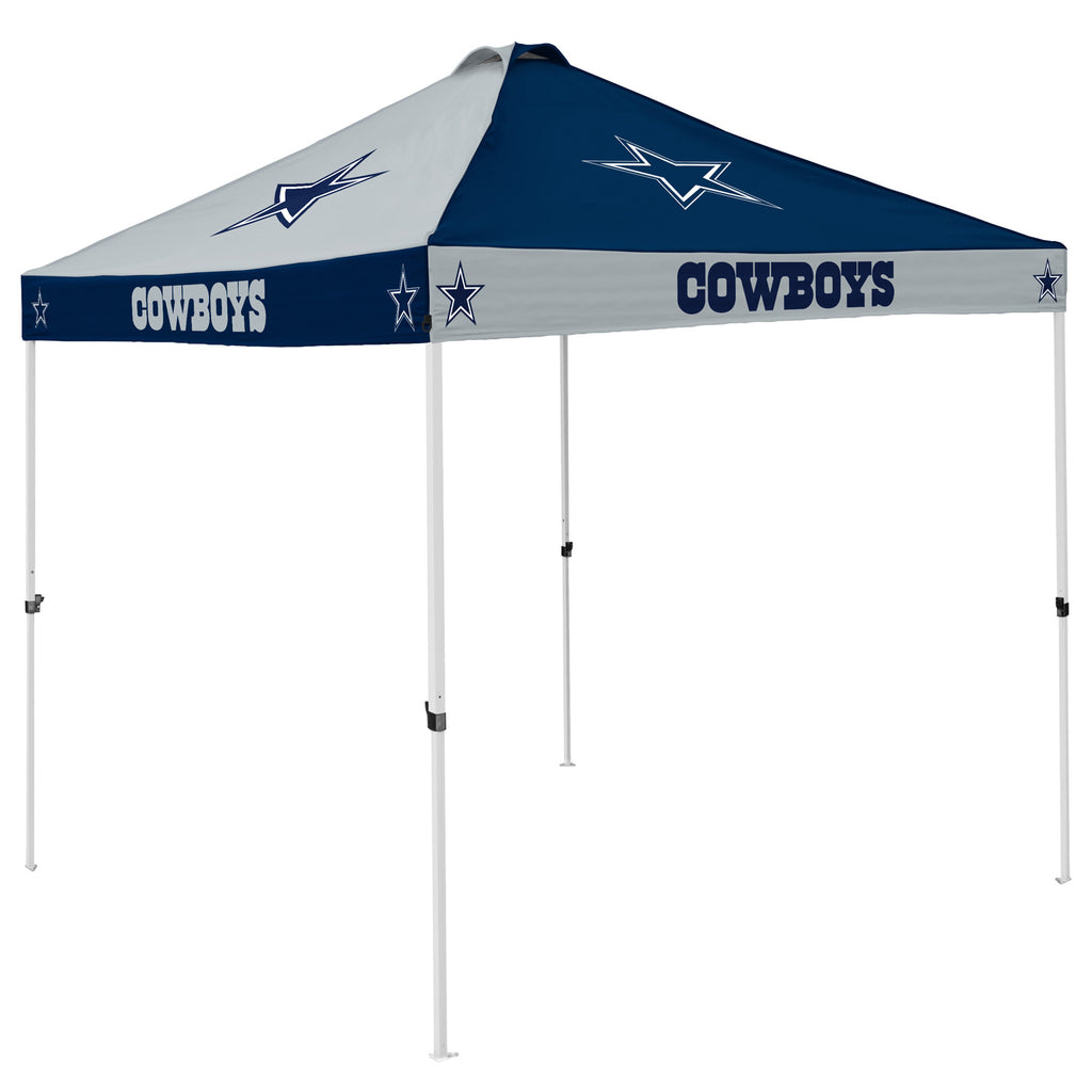 Dallas Cowboys Checkerboard Canopy
