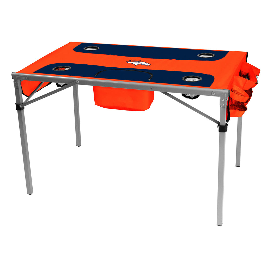 Denver Broncos Total Tailgate Table