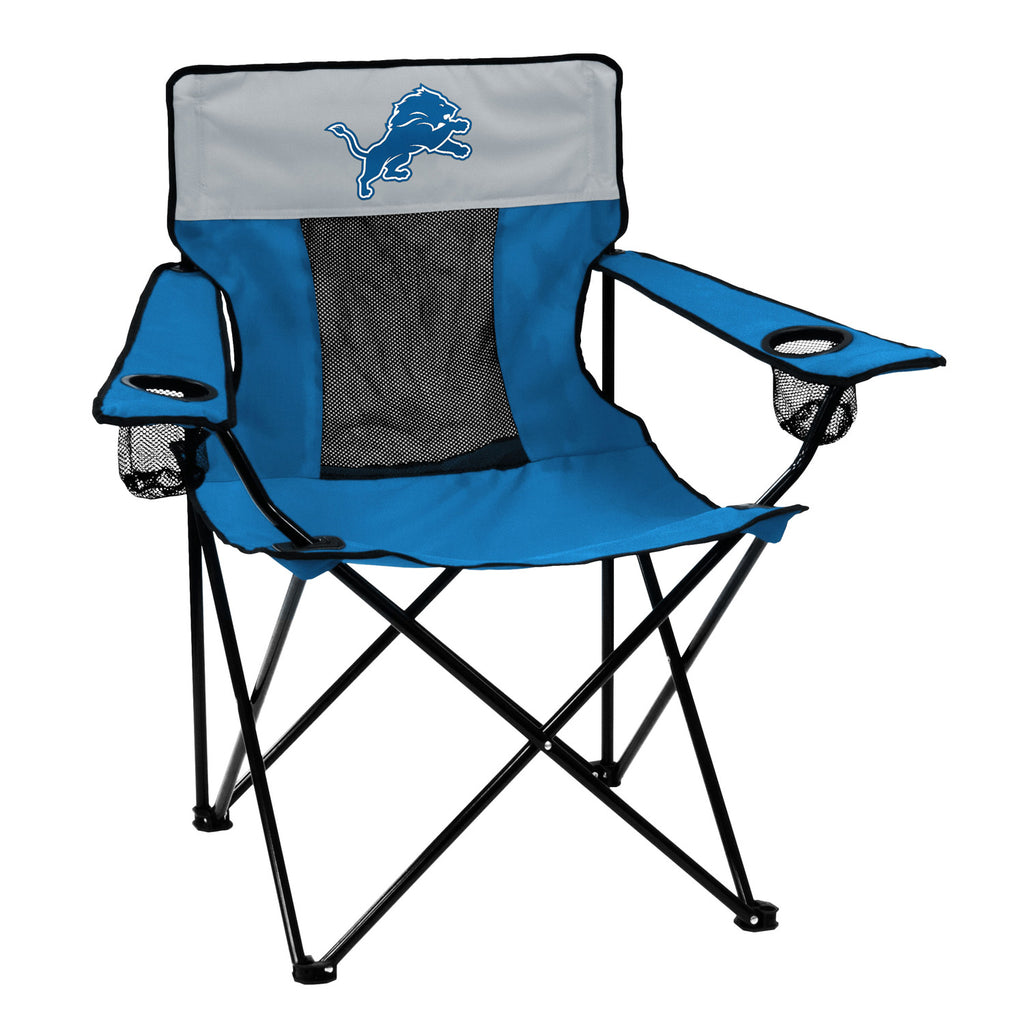 Detroit Lions 2017 Logo Elite Chair
