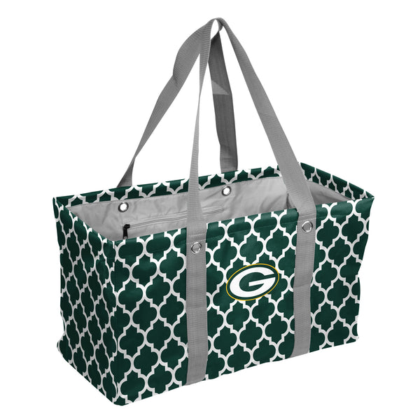 Green-Bay-Packers-Quatrefoil-Picnic-Caddy